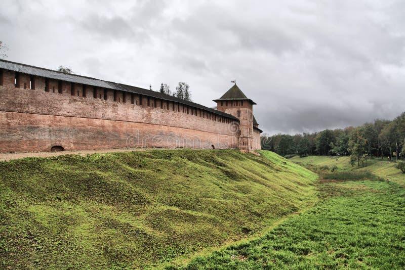 αρχαίο φρούριο στοκ εικόνα