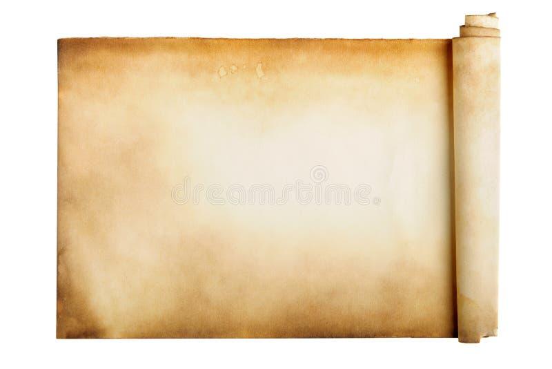 αρχαίο χειρόγραφο στοκ φωτογραφίες με δικαίωμα ελεύθερης χρήσης