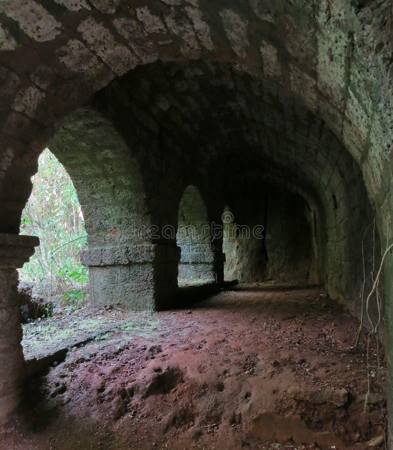 αρχαίο δωμάτιο στοκ φωτογραφίες με δικαίωμα ελεύθερης χρήσης