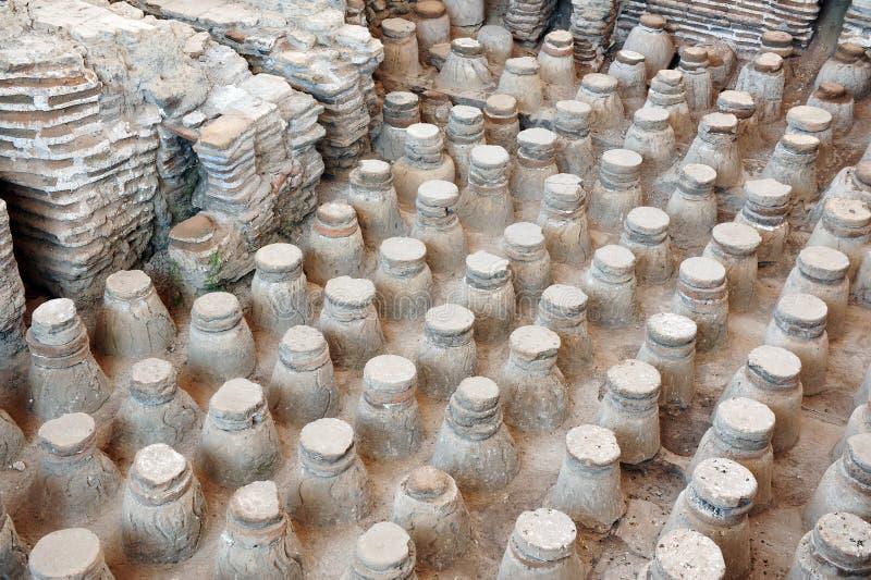 Αρχαίο Beit Shean στοκ φωτογραφίες