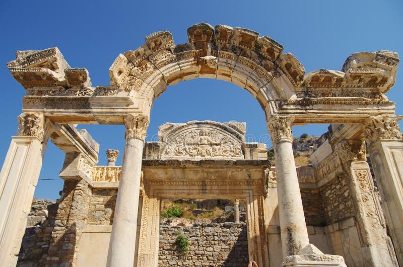 Αρχαίο ephesus στοκ εικόνες