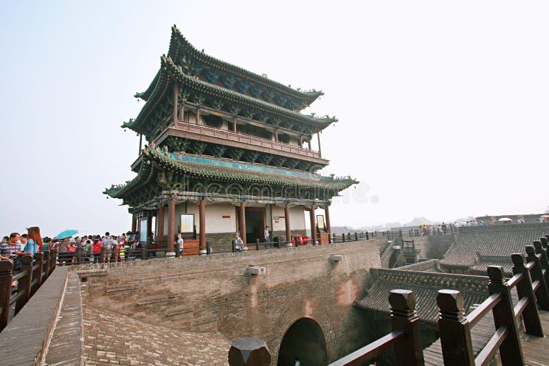 αρχαίο pingyao πόλεων στοκ φωτογραφίες με δικαίωμα ελεύθερης χρήσης