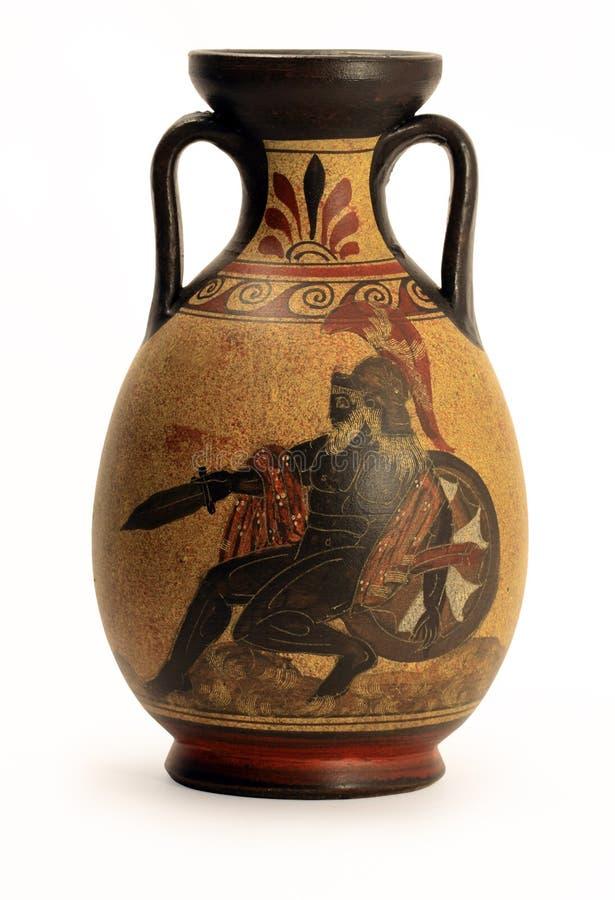 αρχαίο vase στοκ φωτογραφία με δικαίωμα ελεύθερης χρήσης