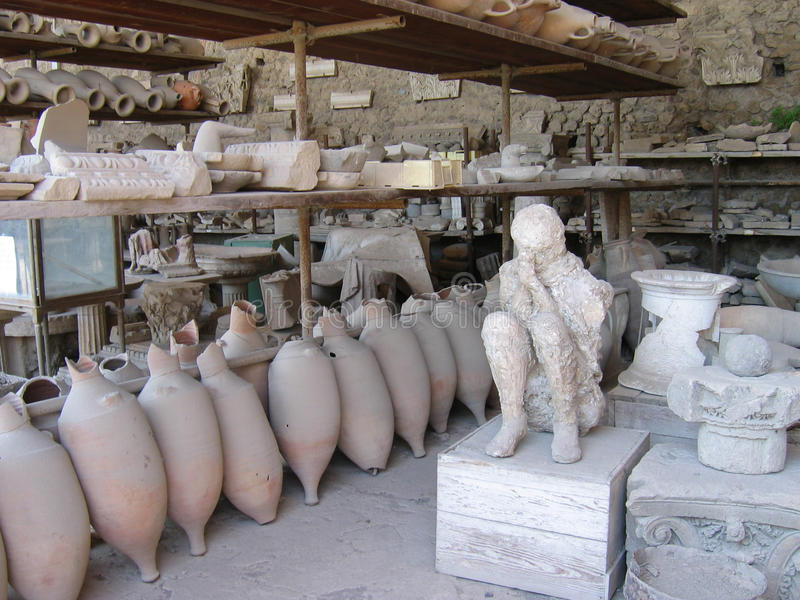αρχαιολογικός στοκ εικόνα με δικαίωμα ελεύθερης χρήσης