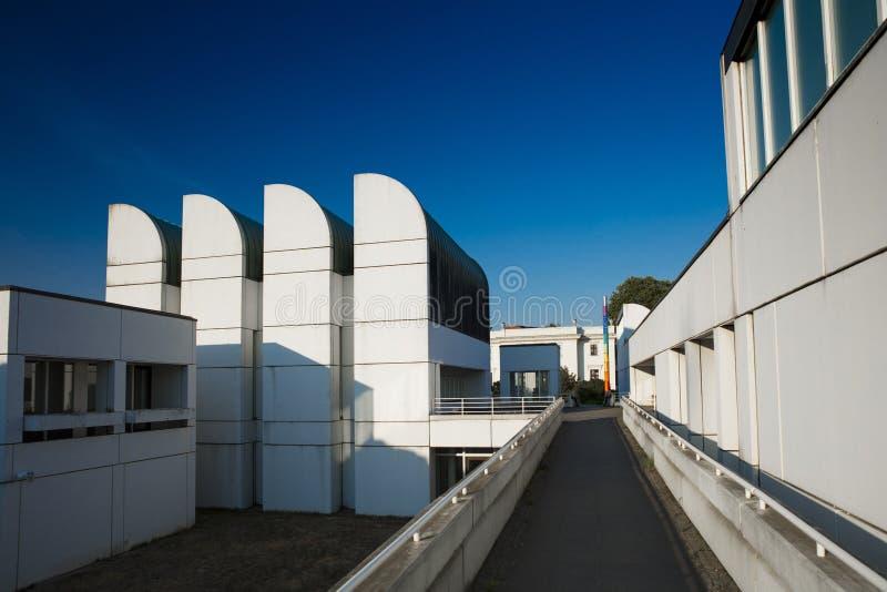 Αρχείο Bauhaus, Βερολίνο, Γερμανία - 20 Αυγούστου 2018 - άποψη του BA στοκ εικόνα