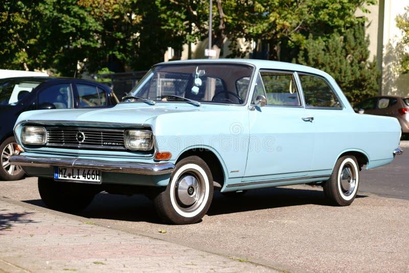 Αρχείο Opel στοκ φωτογραφίες με δικαίωμα ελεύθερης χρήσης