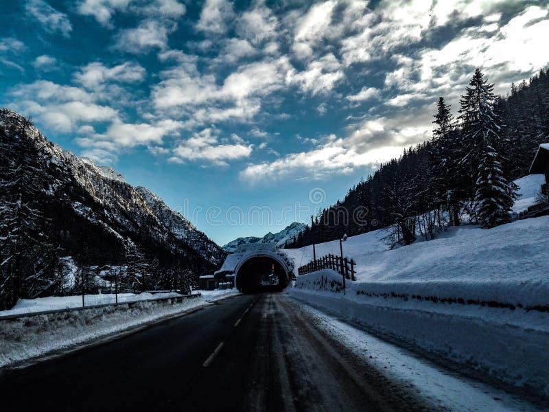 Αρχικός χειμώνας στοκ φωτογραφία
