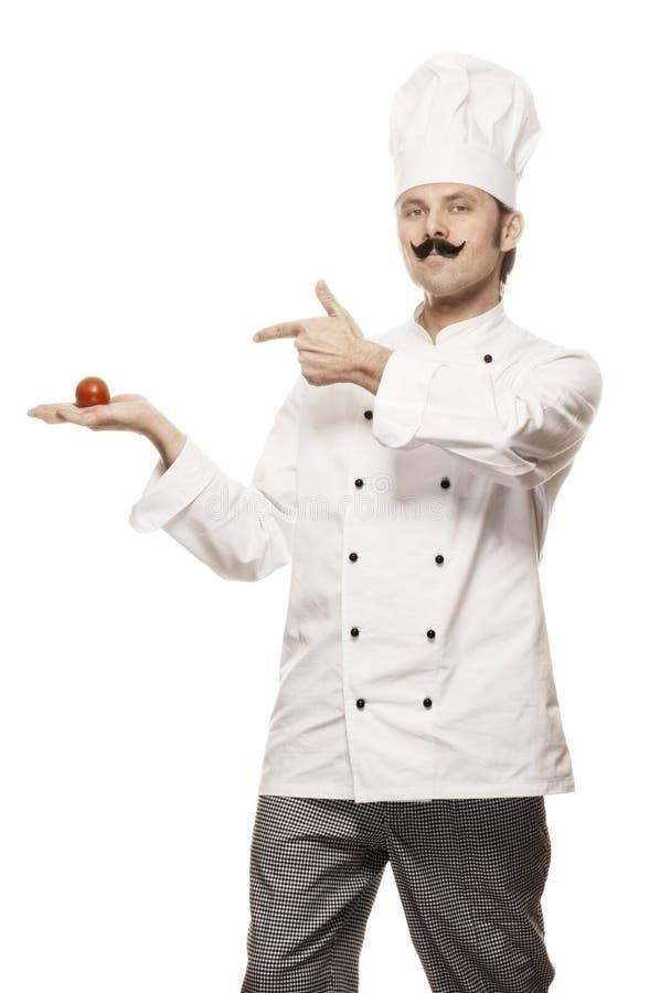 Αρχιμάγειρας serie στοκ φωτογραφία με δικαίωμα ελεύθερης χρήσης