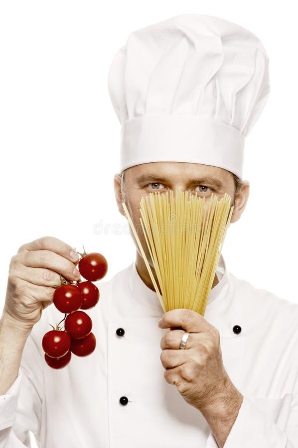 Αρχιμάγειρας Serie στοκ εικόνα με δικαίωμα ελεύθερης χρήσης