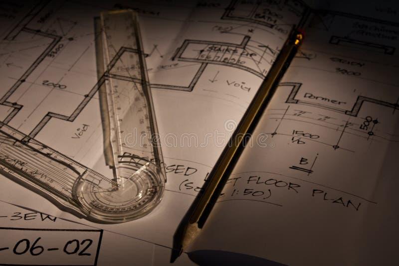 αρχιτεκτονικά σχέδια στοκ φωτογραφίες με δικαίωμα ελεύθερης χρήσης