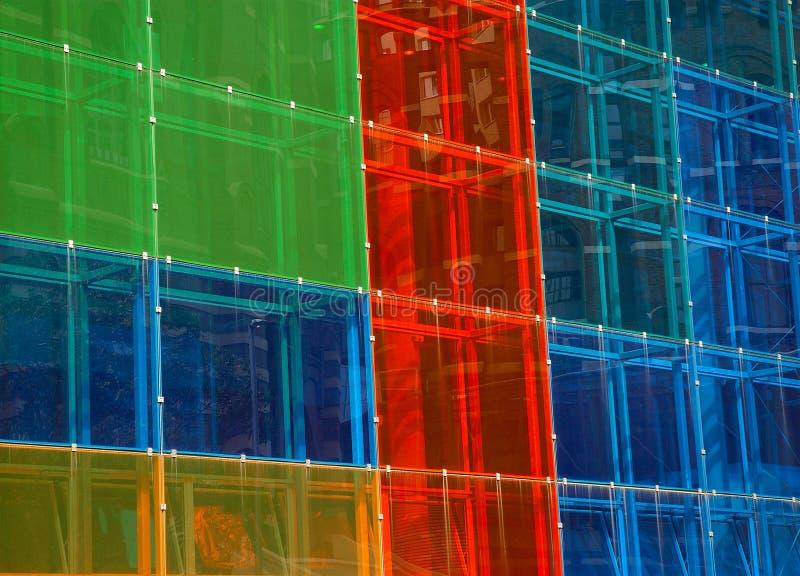 αρχιτεκτονική αστική στοκ εικόνα με δικαίωμα ελεύθερης χρήσης