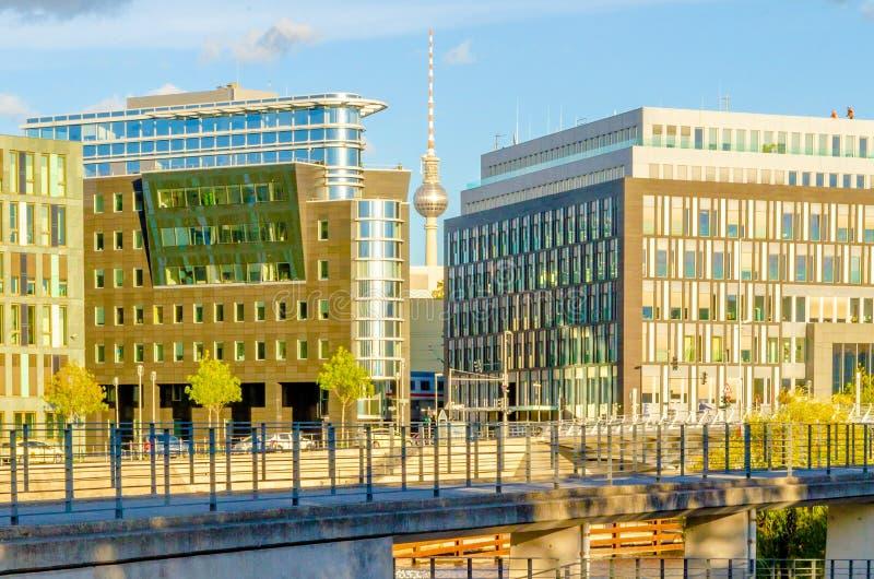 αρχιτεκτονική Βερολίνο & στοκ φωτογραφίες με δικαίωμα ελεύθερης χρήσης