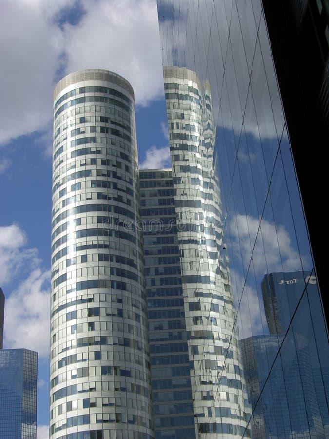 αρχιτεκτονική εταιρική Στοκ Εικόνα