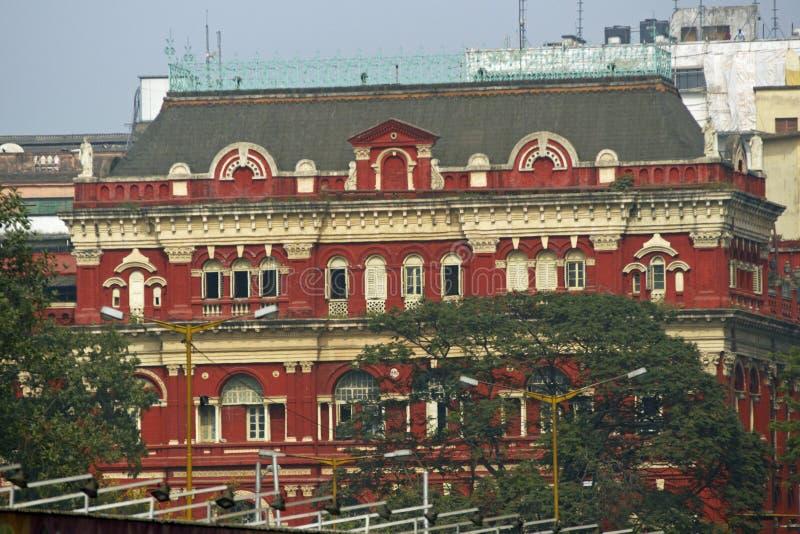 αρχιτεκτονική Καλκούτα στοκ εικόνα