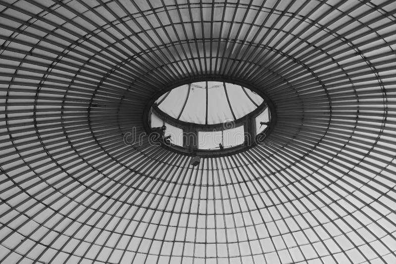 Αρχιτεκτονική παραίσθησης στοκ φωτογραφία