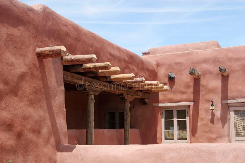 Αρχιτεκτονική πλίθας στοκ φωτογραφία με δικαίωμα ελεύθερης χρήσης