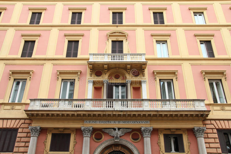 Download αρχιτεκτονική Ρώμη στοκ εικόνες. εικόνα από ορόσημο, ρώμη - 22776880