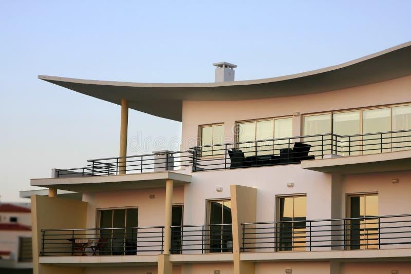 αρχιτεκτονική σύγχρονη στοκ εικόνα με δικαίωμα ελεύθερης χρήσης