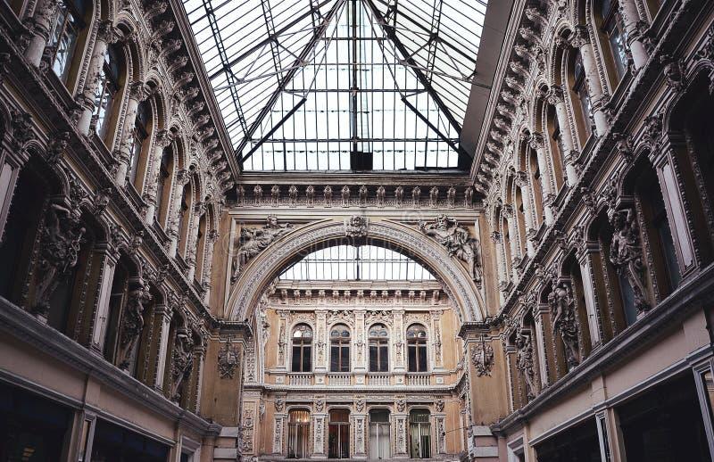 Αρχιτεκτονική της Οδησσός στοκ φωτογραφία με δικαίωμα ελεύθερης χρήσης