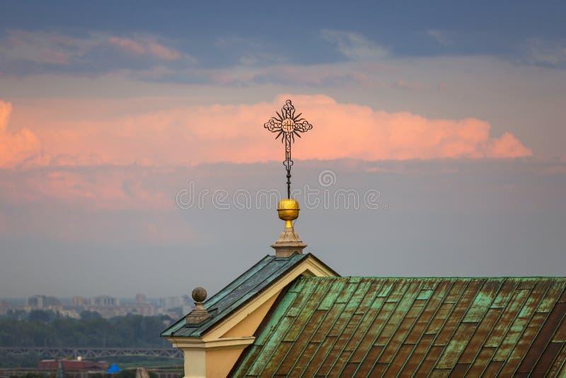 Αρχιτεκτονική της παλαιάς πόλης της Βαρσοβίας στοκ φωτογραφίες με δικαίωμα ελεύθερης χρήσης