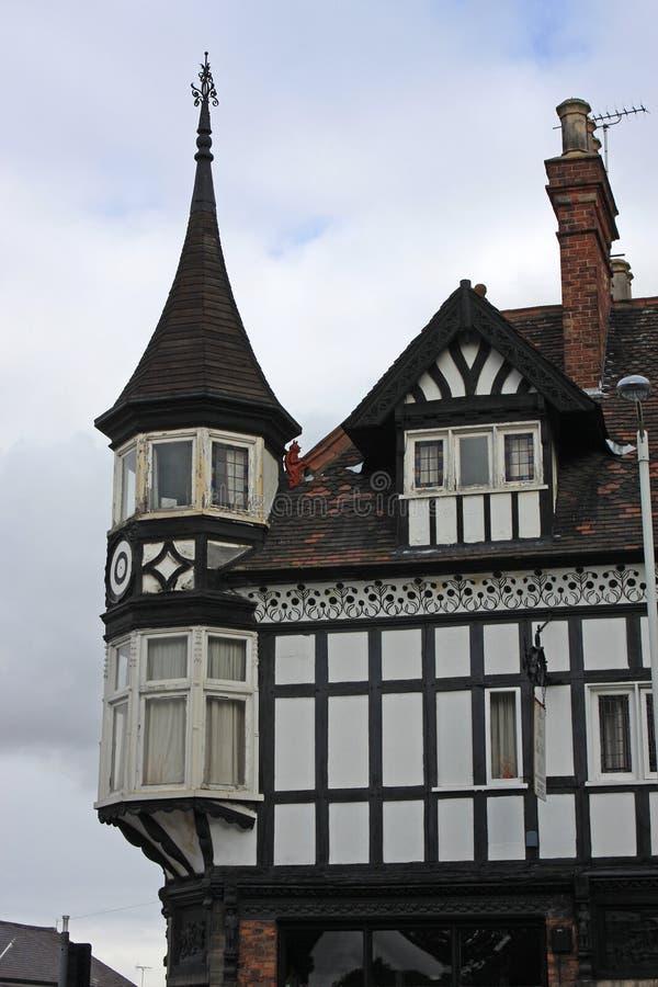 Αρχιτεκτονική της Beverley στοκ φωτογραφίες με δικαίωμα ελεύθερης χρήσης