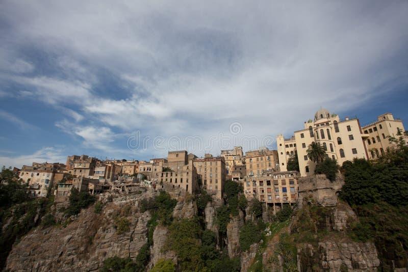 Αρχιτεκτονική του Constantine στοκ φωτογραφία με δικαίωμα ελεύθερης χρήσης