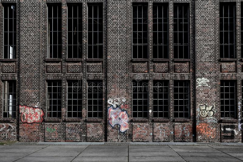 Αρχιτεκτονική φθινοπώρου του Ντόρτμουντ Γερμανία στοκ εικόνες
