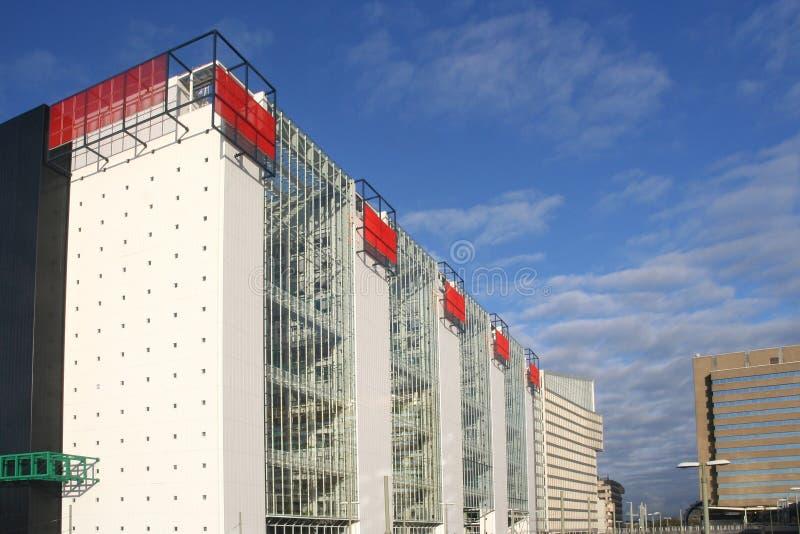 αρχιτεκτονική Χάγη σύγχρο στοκ φωτογραφίες με δικαίωμα ελεύθερης χρήσης