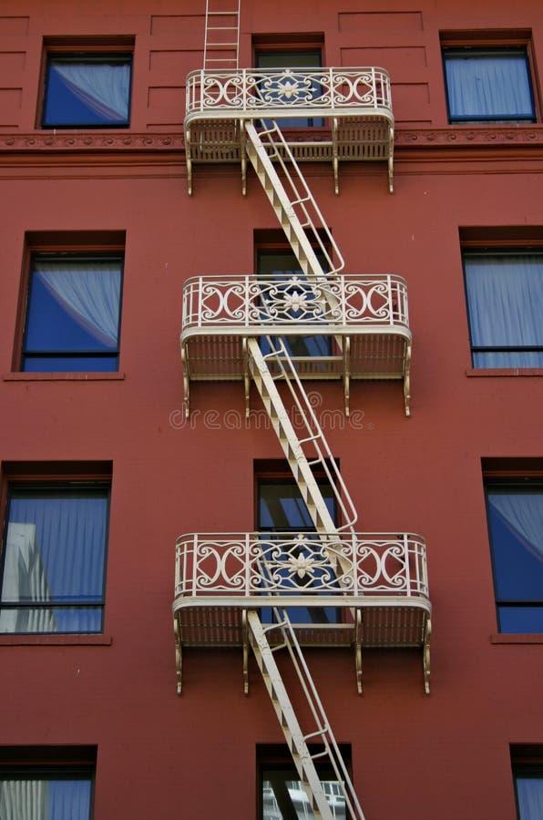 αρχιτεκτονική Francisco SAN αστικός στοκ φωτογραφία