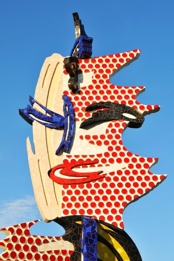 Αρχιτεκτονική Gaudi στοκ φωτογραφίες με δικαίωμα ελεύθερης χρήσης