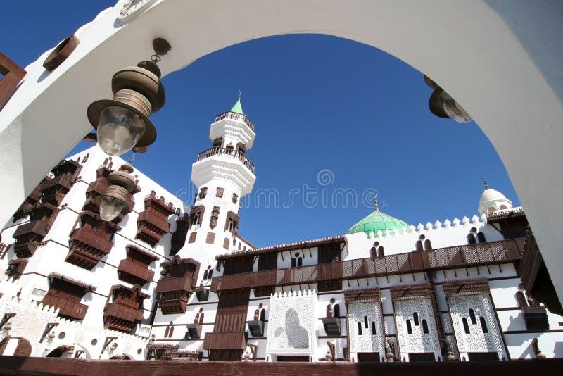 αρχιτεκτονική jeddah στοκ φωτογραφία
