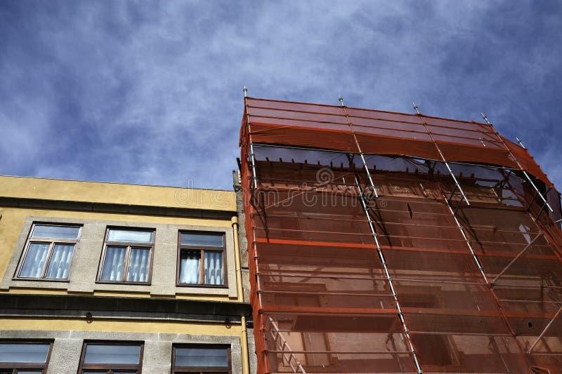 Αρχιτεκτονική Leça DA Palmeira αιώνα ninetine Tipical στοκ εικόνες με δικαίωμα ελεύθερης χρήσης