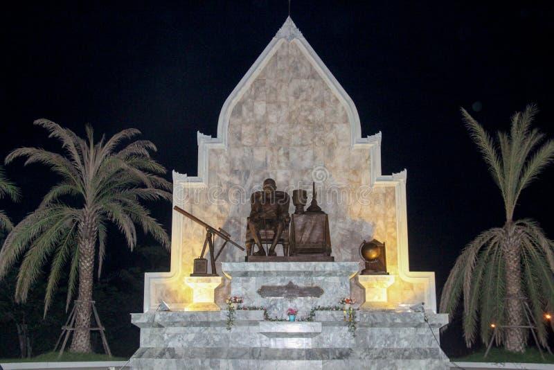 Αρχιτεκτονική Mongkut στοκ φωτογραφία