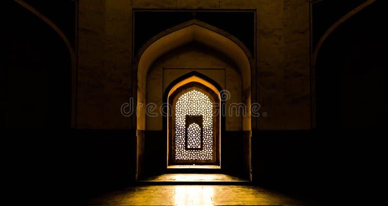 αρχιτεκτονική mughal στοκ φωτογραφίες