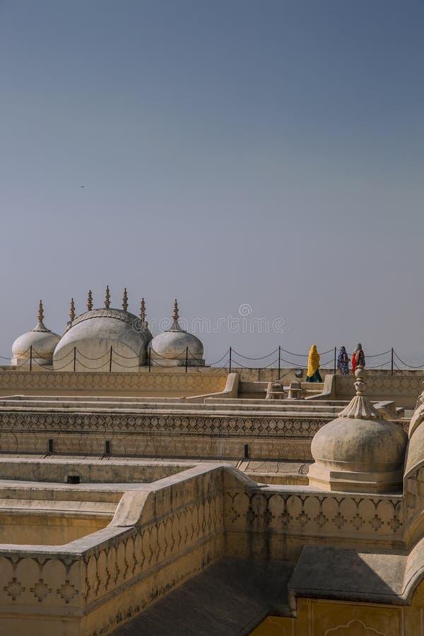 Αρχιτεκτονική Rajasthani στοκ εικόνες