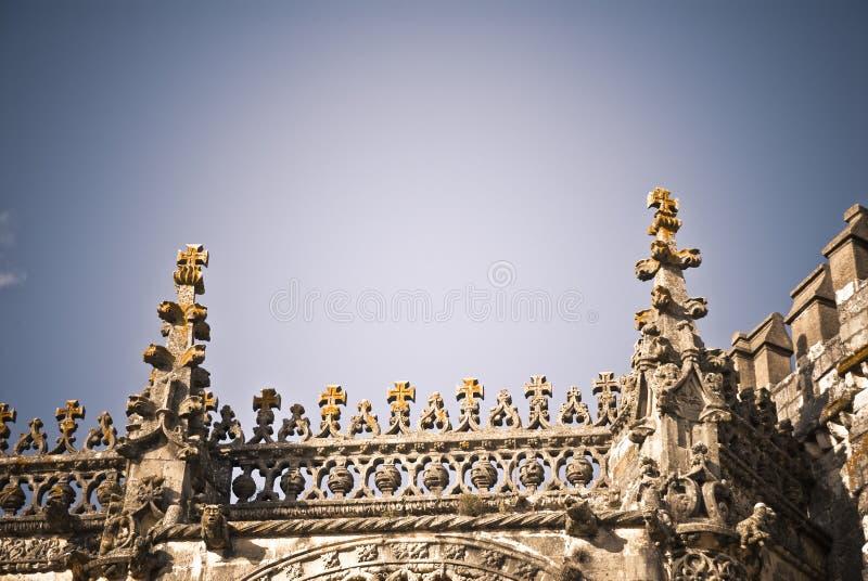 αρχιτεκτονική tomar στοκ φωτογραφία με δικαίωμα ελεύθερης χρήσης