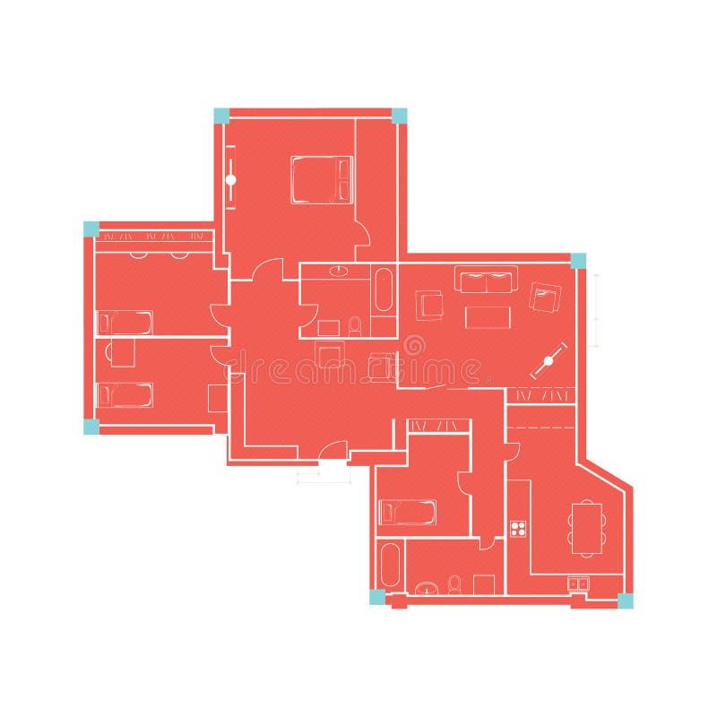 αρχιτεκτονικός όπως η ανασκόπηση είναι μπορεί να πλαισιώσει χρησιμοποιημένος διανυσματική απεικόνιση