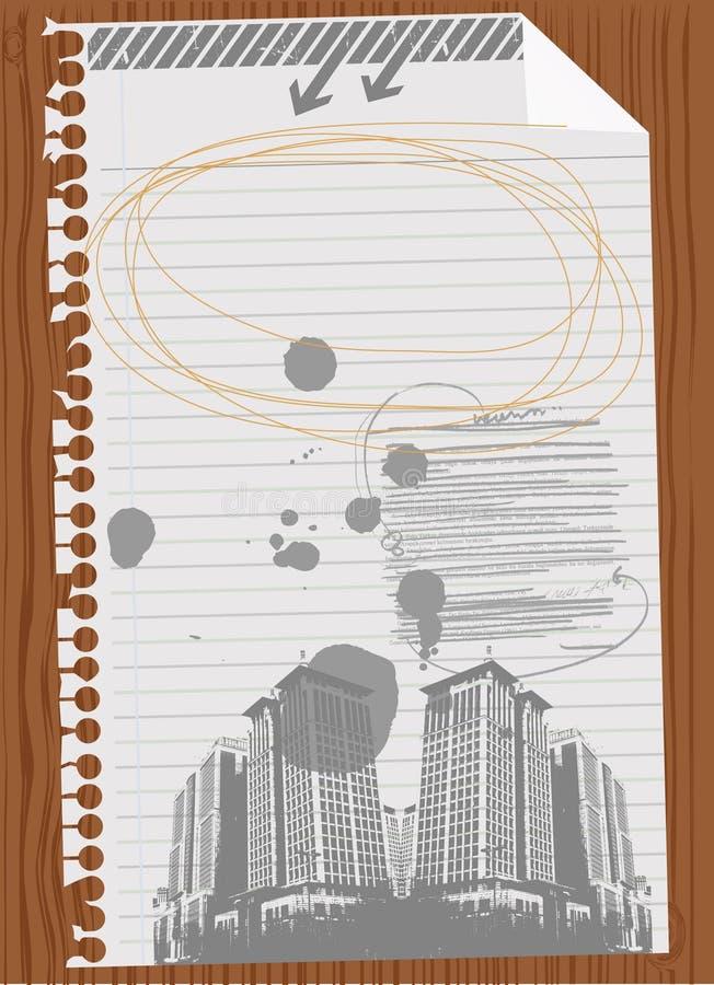 αρχιτεκτονικό έγγραφο αν απεικόνιση αποθεμάτων