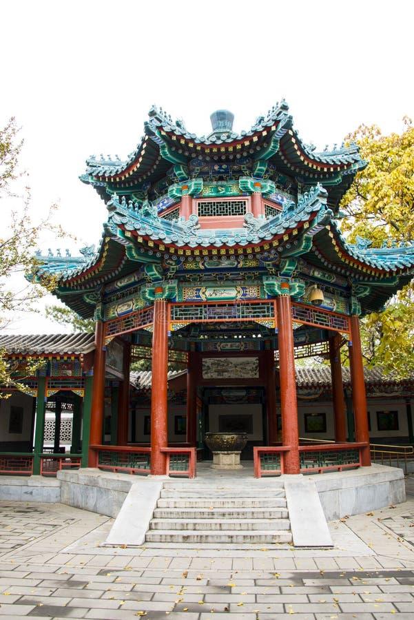 Download Ασία Κίνα, Πεκίνο, πάρκο Zhongshan, παλαιό περίπτερο οικοδόμησης Εκδοτική Στοκ Εικόνες - εικόνα από δομή, και: 62709778