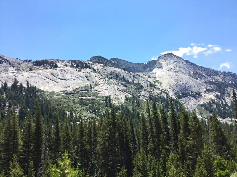 Ασβέστιο του Φρέσνο Βουνά στοκ εικόνες με δικαίωμα ελεύθερης χρήσης