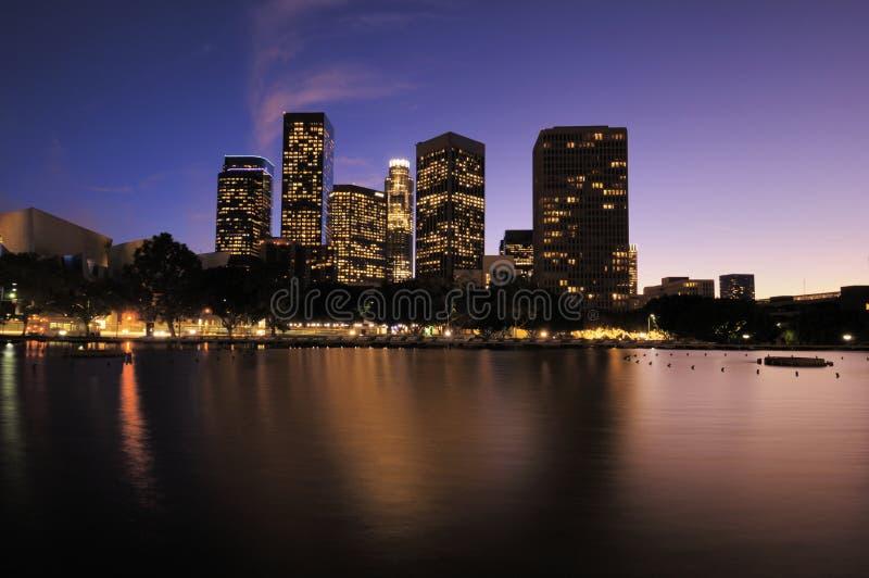 ασβέστιο Los κτηρίων της Angeles στοκ εικόνα