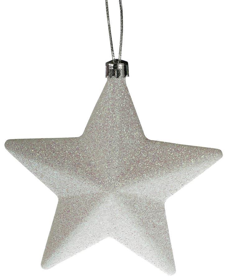 ασημένιο αστέρι στοκ φωτογραφίες
