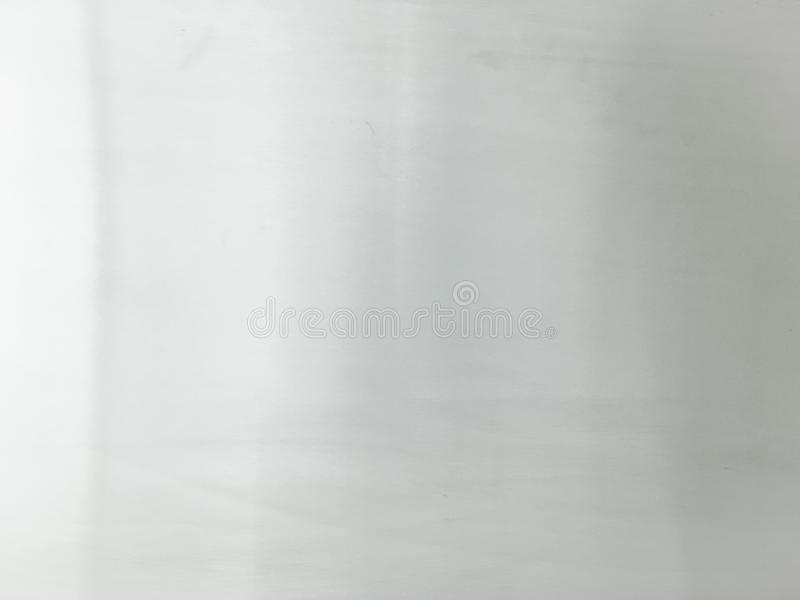 Ασημένιο υπόβαθρο σύστασης φύλλων αλουμινίου Το λευκό και το ασήμι ακτινοβολούν, υπόβαθρο σπινθηρίσματος Ασημένιο τύλιγμα υποβάθρ στοκ φωτογραφία