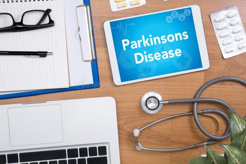 Ασθένεια Parkinsons στοκ φωτογραφία με δικαίωμα ελεύθερης χρήσης