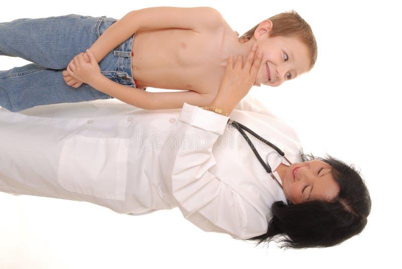 ασθενής 18 γιατρών στοκ φωτογραφία