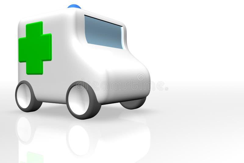 ασθενοφόρο απεικόνιση αποθεμάτων