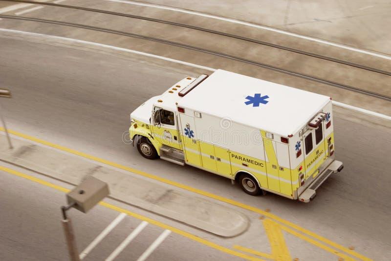 ασθενοφόρο στοκ φωτογραφία με δικαίωμα ελεύθερης χρήσης
