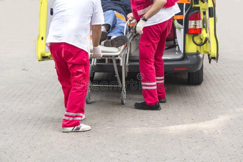 ασθενοφόρων στοκ φωτογραφία