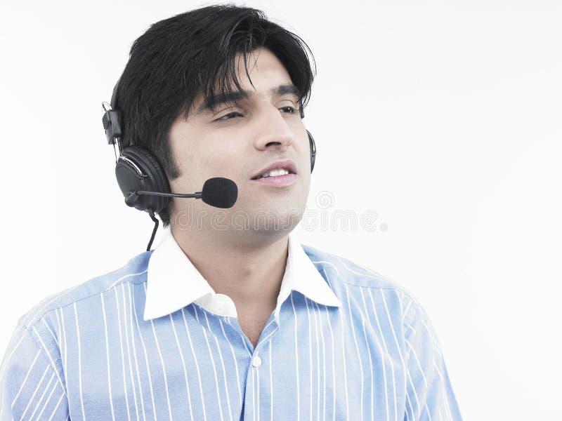 ασιατικά ακουστικά το α&r στοκ εικόνες με δικαίωμα ελεύθερης χρήσης