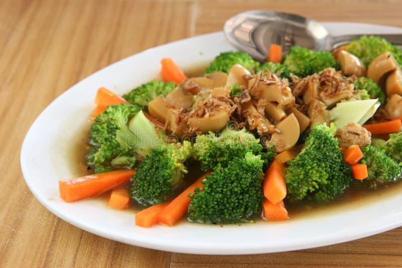 ασιατικά μικτά λαχανικά σά&lamb στοκ φωτογραφίες με δικαίωμα ελεύθερης χρήσης